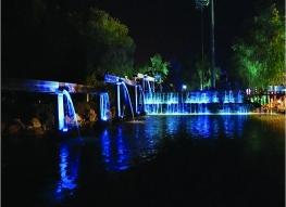 景觀水底燈