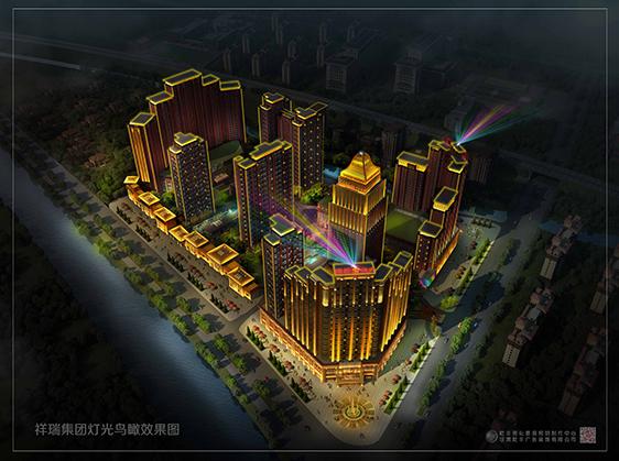 城市景觀亮化工程
