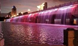 蘭州橋梁河道亮化工程
